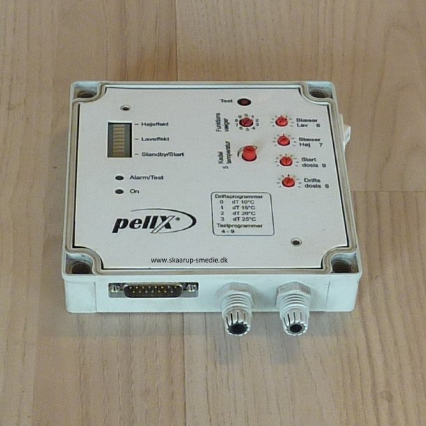 Pellx Styrebox (Bestillingsvare, Ekstra leveringstid kan forekomme) Ring og hør nærmere