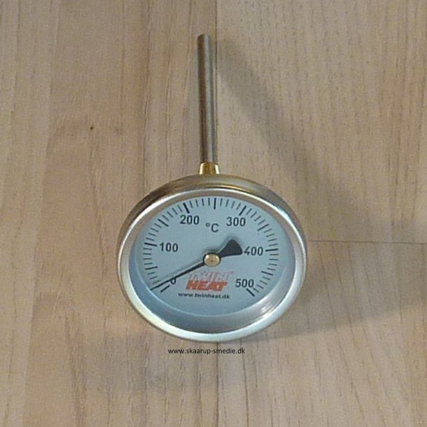 Twin Heat Røggastermometer